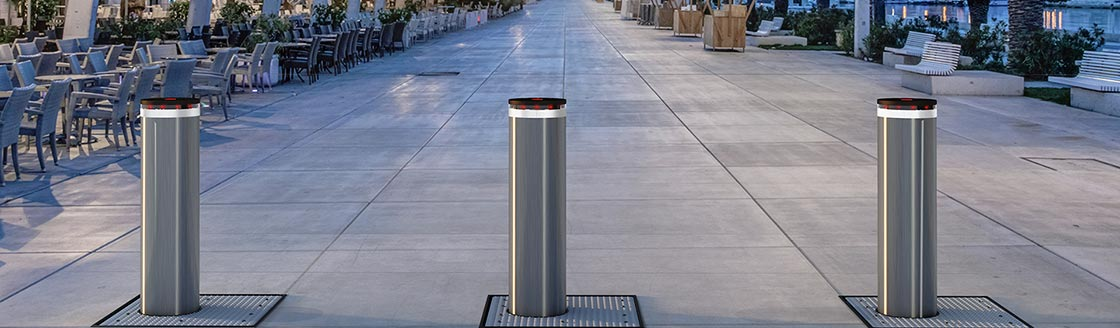 F12 HI Lungomare 3134 web - CH-FR - Traffic Bollards - Vehicle Access Control Systems - FAAC Bollards - FAAC