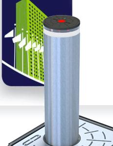 - CH-FR - Traffic Bollards - Vehicle Access Control Systems - FAAC Bollards - FAAC