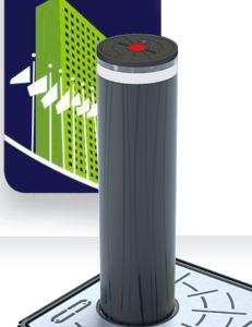 seriejs pu icon - CH-FR - Traffic Bollards - Vehicle Access Control Systems - FAAC Bollards - FAAC